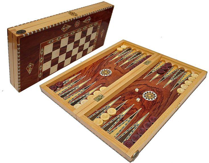 Gamão / Elegant Series Backgammon 2150 - Produtos Importados da Turquia - Loja VirtualProdutos Importados da Turquia – Loja Virtual