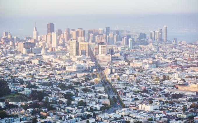 Cityscape View Wallpaper 4K