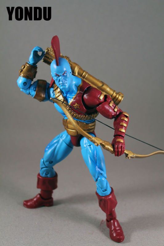 Yondu (Marvel Legends) Custom Action Figure
