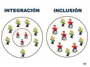 Padre #Profesional en 2018 seguiremos trabajando por la inclusión de nuestros niños ¿sabemos realmente cuáles son las diferencias entre integración e inclusión? Descubre las en este artículo de Alicia Manzanas García http://qoo.ly/khpm6