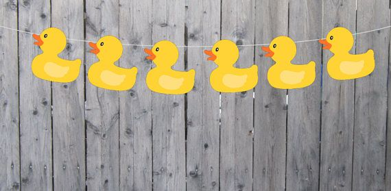 Hey, I found this really awesome Etsy listing at https://www.etsy.com/uk/listing/510763074/rubber-duck-banner-rubber-duck-garland