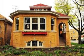 Historic Chicago Bungalow: Bungalows, Classic Chicago, Chicago Bungalow, Houses, Historic Chicago, Favorite Places, Beautiful Places, House Designs, Places I D