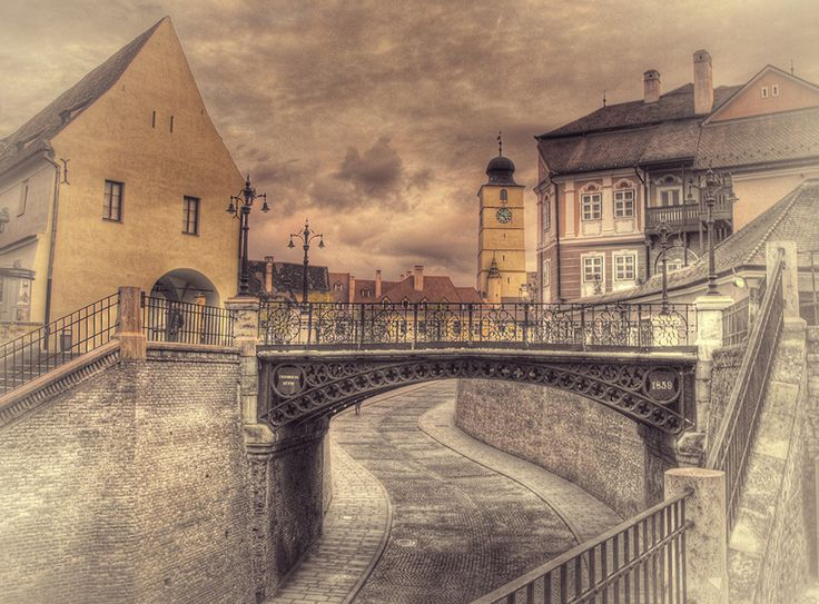 Sibiu [IMPRESSION 4] by Dan Susa on 500px