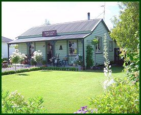Annie's Country Quilt Store is based in a 100 year old pioneer cottage on the Main South Road in Tinwald, on the outskirts of Ashburton, a s...