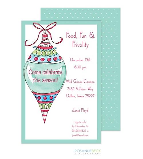 Charming Christmas Ornament Party Invitations #1: 37fed05f15a26fc570be6fdf500d7f63--christmas-party-invitations-winter-holidays.jpg