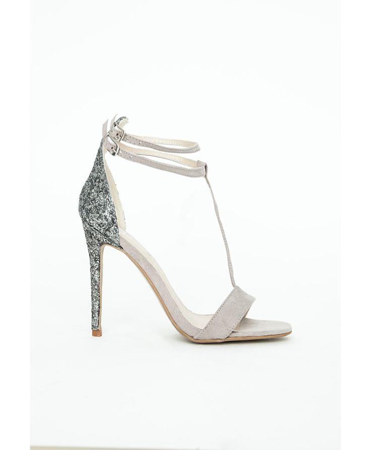 pamela glitter heel sandals - Google Search