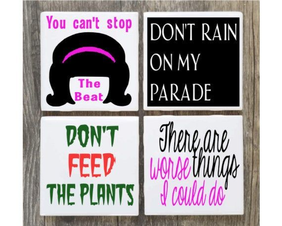 Broadway Musical Coasters