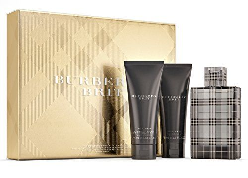 BURBERRY Brit for Men Eau de Toilette Gift Set (3.3 oz EDT spray + 2.6 oz Alcohol Free Aftershave Balm + 2.6 oz Shower Gel) Brit for Men Eau de Toilette is a charismatic fragrance with notes of bergamot, cedar wood and grey musk.  Read more http://cosmeticcastle.net/fragrance/burberry-brit-for-men-eau-de-toilette-gift-set-3-3-oz-edt-spray-2-6-oz-alcohol-free-aftershave-balm-2-6-oz-shower-gel  Visit http://cosmeticcastle.net to read cosmetic reviews