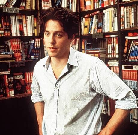 Notting Hill's iconic Travel Bookshop, with Hugh Grant