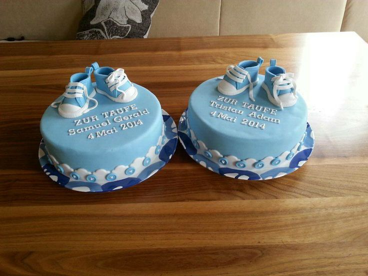 Batism cake Tauftorte