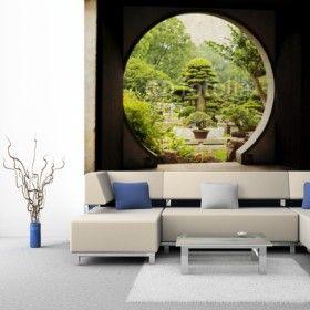 Fototapeta na ścianę - Bonsai garden - suzhou China | Photograph wallpaper - Bonsai garden - suzhou China | 152PLN #fototapeta #dekoracja_ściany #home_decor #interior_decor #photograph_wallpaper #wallpaper #bonsai #garden #ogród #dekoracja