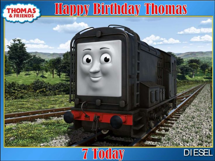 diesel thomas the tank engine - photo #16