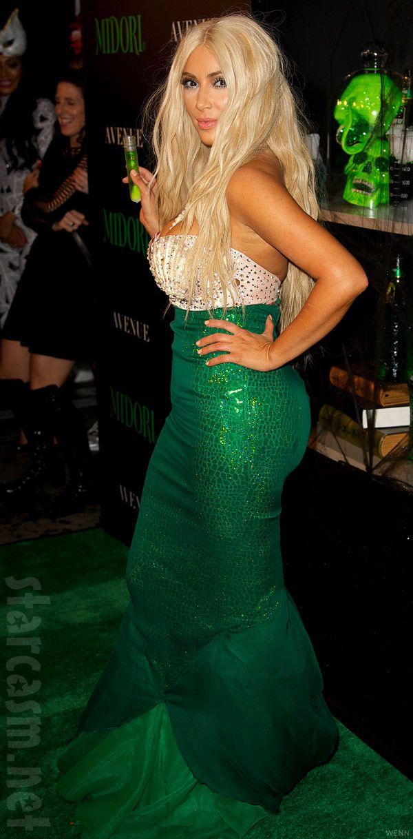 kim kardashian mermaid costume  sc 1 st  Pinterest & 85 best Mermaid costume images on Pinterest | Mermaids Carnivals ...