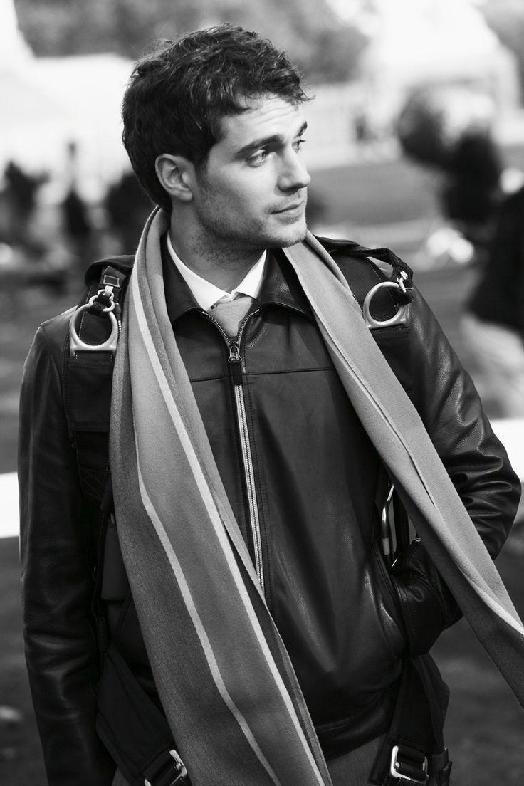 Henry Cavill as Christian Grey (ready to go fly Charlie Tango)