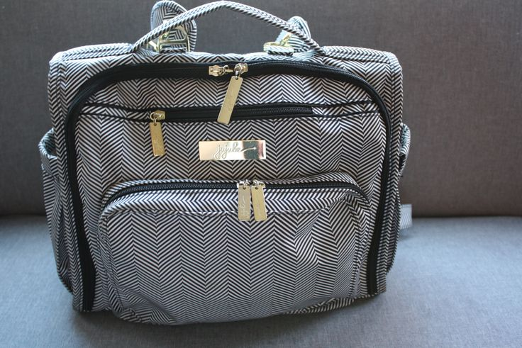 Two Under Two Diaper Bag- JuJuBe Review