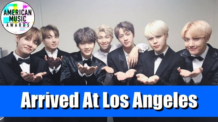 #WelcomeToUSBTS Become Twitter Trending To Welcome BTS in United States ...