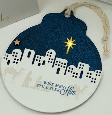 PTI - Petite places: Nativity with Scene It: Bethlehem.
