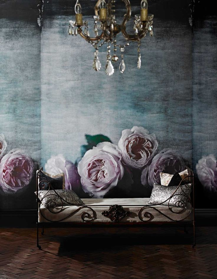 Ophelia mural by Sidney Paul & Co