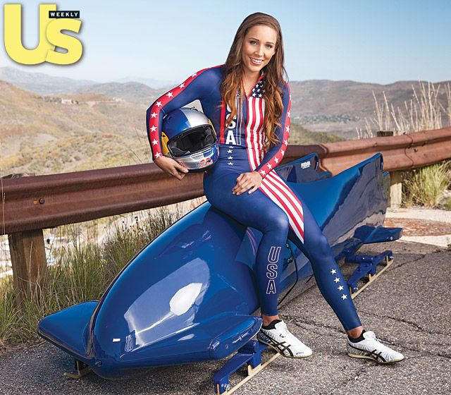 Lolo Jones Category: Bobsled (also a summer Olympian)