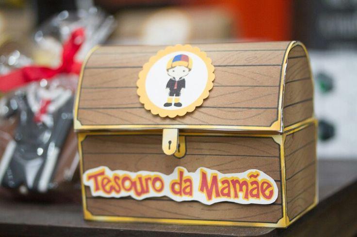 Festa do Chaves - Lembrancinha Quico - El Chavo
