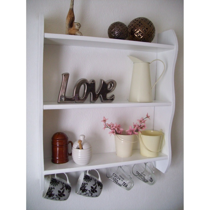 28 Best Shelf 3 Images On Pinterest Home Book Shelves And Home - wall mounted kitchen shelves uk