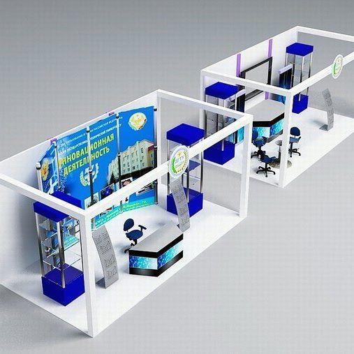 Дизайн-проект выставочного стенда ДГТУ для форума. 2012 г.  #дизайн #дизайнер #фриланс #фрилансер #Сай #реклама #оформление #входнаягруппа #интерьер #design #designer #freelance #freelancer #Sai #3D #advertisign #interiordesign #interior #2012