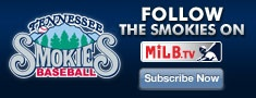 Tennessee Smokies AA Minor League affiliate of the Chicago Cubs