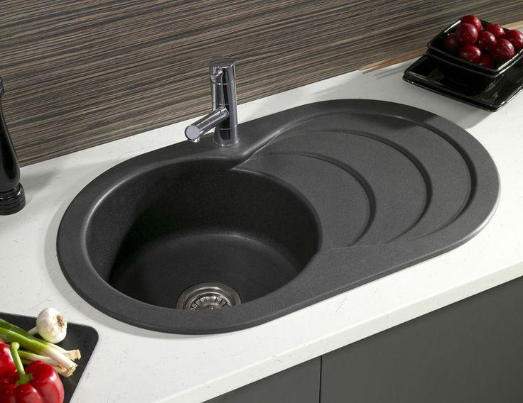 Best 10 Black Kitchen Sinks Ideas On Pinterest Black Sink Black Kitchen Faucets And Sinks