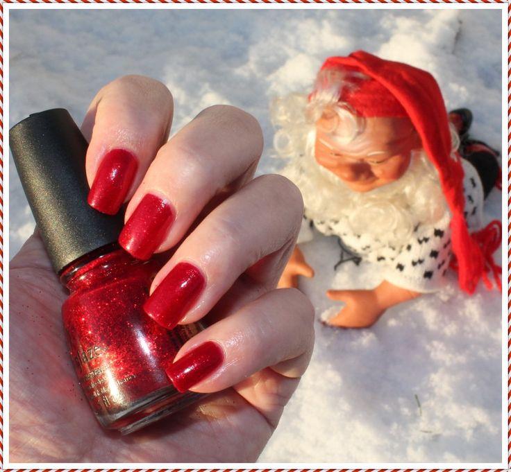 Røde julenegler 2