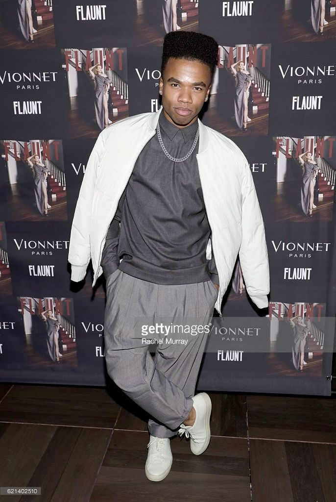Actor Luke Youngblood attends Flaunt Magazine and Vionnet celebrate The Nocturne Issue with Nicole Kidman at Catch LA on November 5, 2016 in West Hollywood, California.