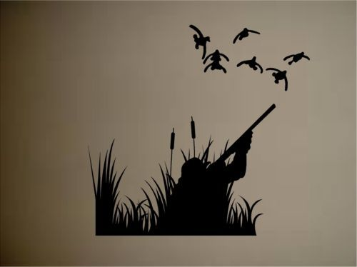 duck hunting decal sticker 37 apps directories wall murals duck hunting dog pixersize com