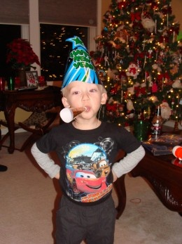Five Activities to Do With Kids on New Year's Eve