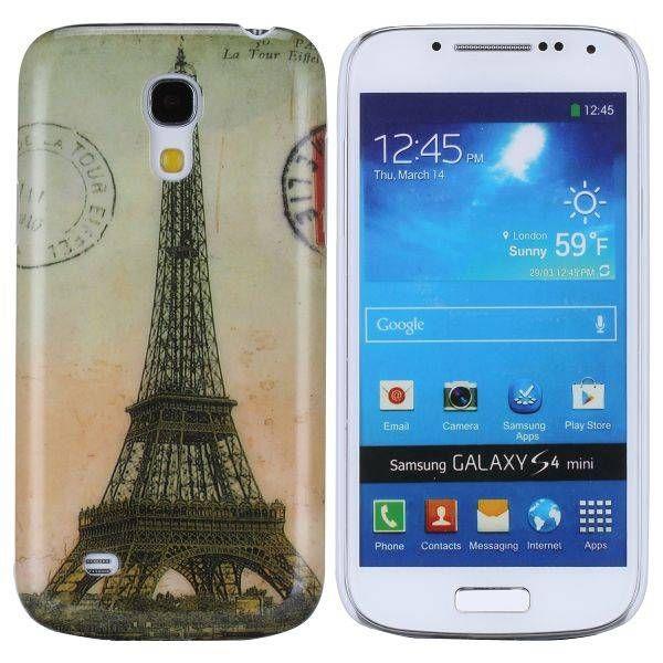 Eiffeltoren hoesje Samsung Galaxy S4 mini