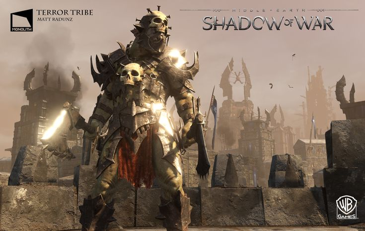 Middle-earth: Shadow of War Trophy List Has 53 Trophies to Earn ...