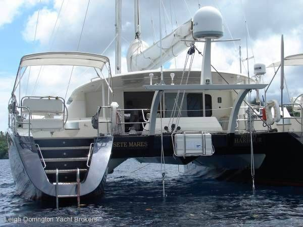 Used Yapluka 60 Bluewater Cruising Catamaran for Sale | Boats For Sale | Yachthub