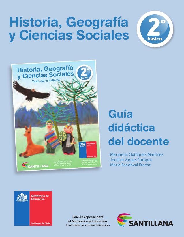 Edición especial para  el Ministerio de Educación  Prohibida su comercialización  Historia,GeografíayCienciasSociales•2ºbásic...
