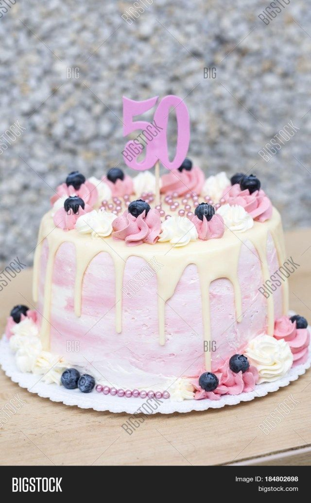 20 Pretty Image Of Birthday Cakes For A 50 Year Old Woman