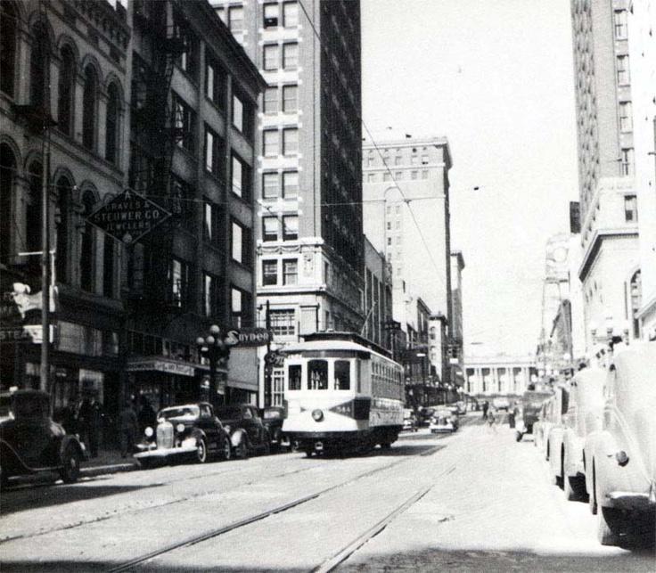 downtown in the 1930sHometown, Memphis Memories, Town Memphis, Memphis Thang, Memphis Vintage