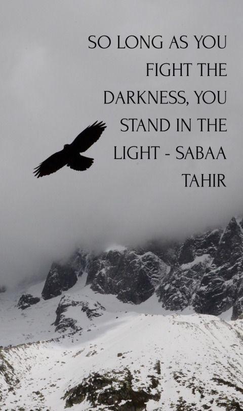 An Ember in the Ashes #anemberintheashes #sabatahir #laya #elias
