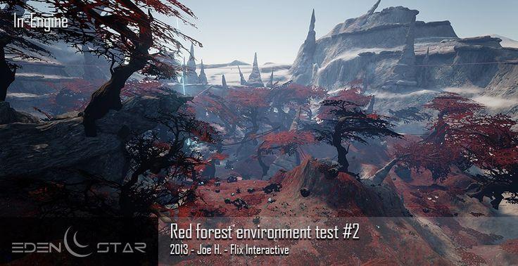 eden star red forest