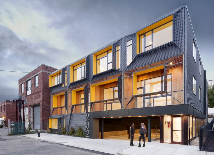 Image 1 of 19 from gallery of Marginal Street Lofts  / Merge Architects Inc. Photograph by John Horner Photography