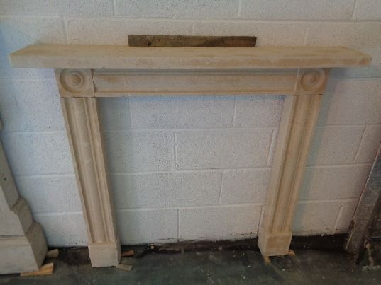 Reclaimed Period Fire Places - Frome Reclamation Limited