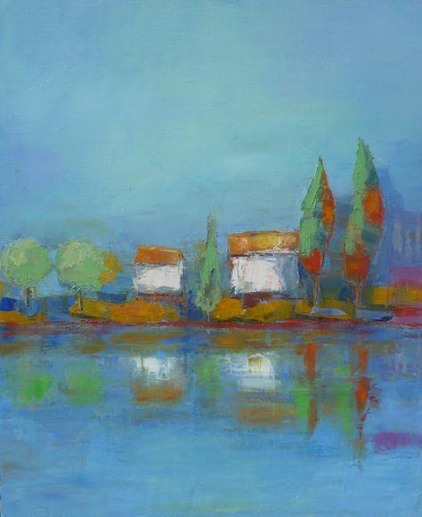 les 25 meilleures idées de la catégorie peintures à l'eau sur ... - Comment Faire Secher De La Peinture A L Huile