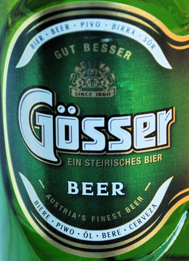 Gösser Beer Vienna Austria Beer, Drinking beer, Poland