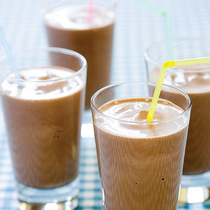 Ultimate Chocolate Milkshake - Cook's Country