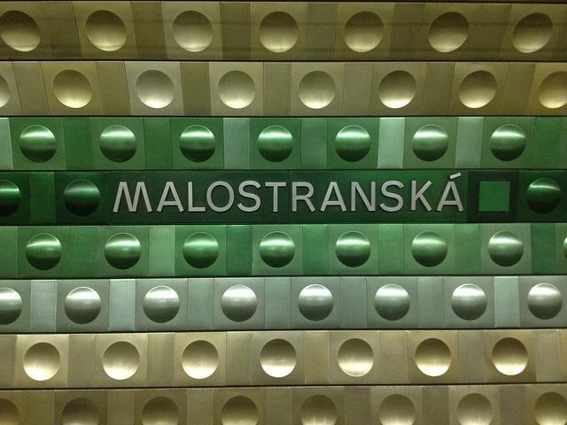 Prague Metro by Context Travel, via Flickr    #travel #prague    www.contexttravel.com/city/prague