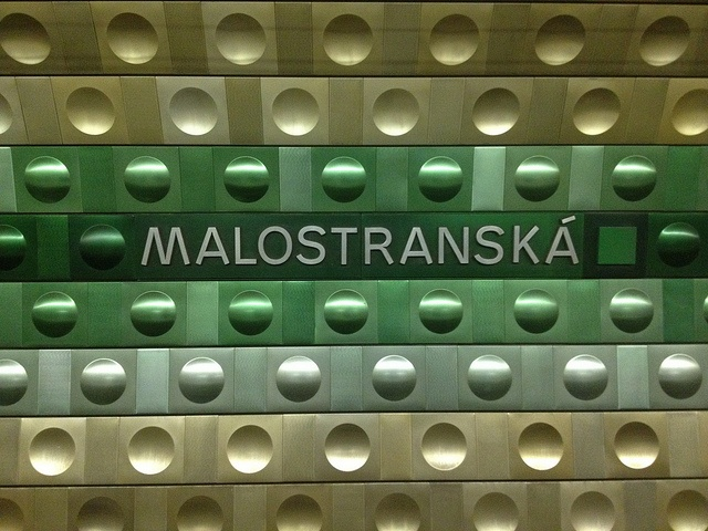Prague Metro by Context Travel, via Flickr    #travel #prague    www.contexttravel.com/city/prague