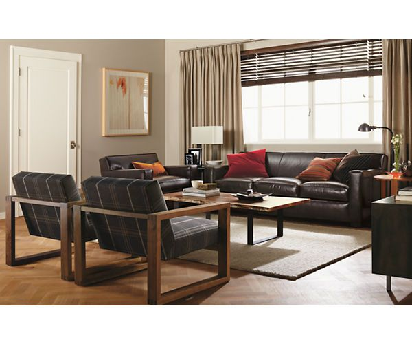 Pictures Of Living Room With Salsa Colored Sofa