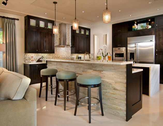 42 best kitchen - island/bar wall ideas images on pinterest
