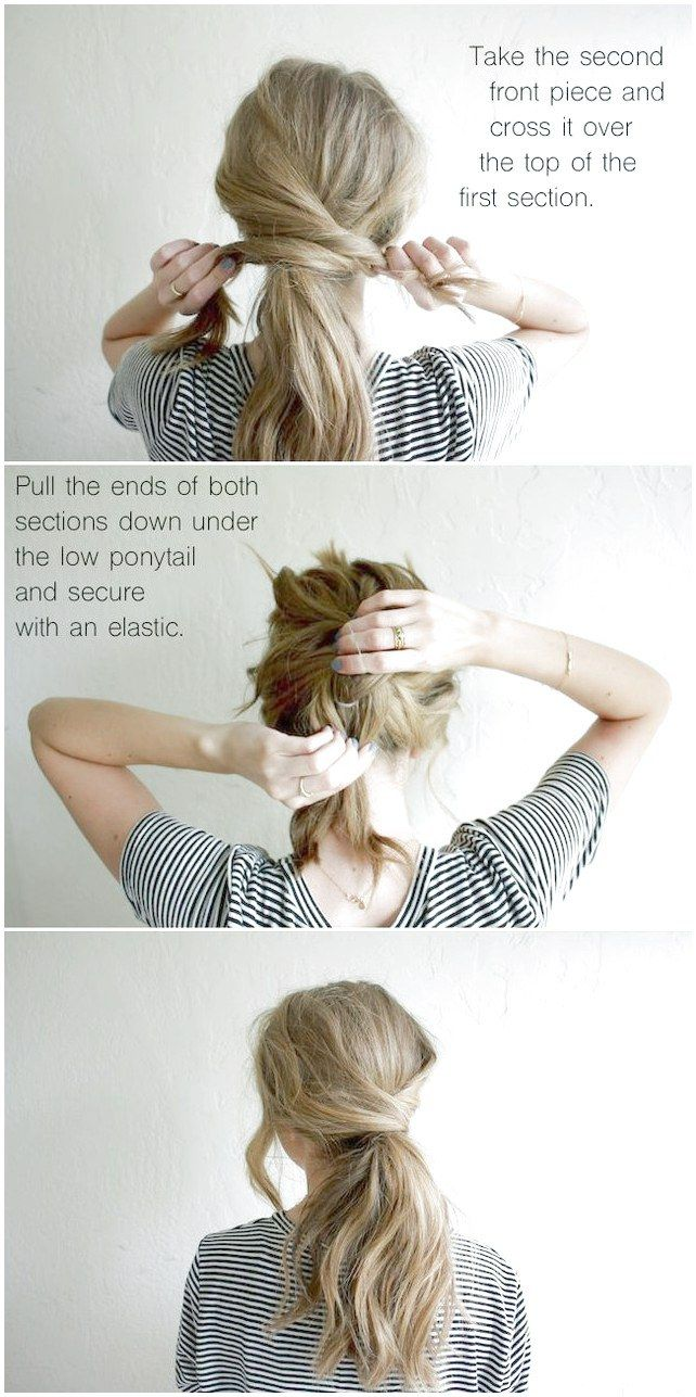 Pin On Long Hairstyles For Fine Hair